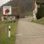 2. Etappe - Wintersingen, Iglingerhof, Wintersingerstrasse