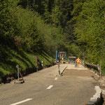 15. Etappe - Strasse von Ettenhausen (TG) nach Bichelsee