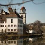 11. Etappe - Klosterkirche Rheinau