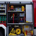Gr. 2 mit hydraulischem Rettungsatz, Hebekissensatz, Lüfter Fanergy E21, Stromzubehör, Energieleiste mit verbindung zum Stromerzeuger