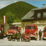 Gruppenfoto zum Jubiläum  2002