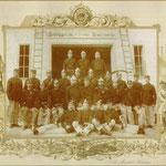 Gründungsfoto aus dem Jahr 1902