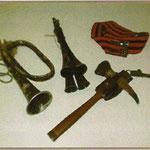 'Handwerkzeug' eines Feuerwehrmanns