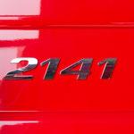 Fahrgestell Mercedes Benz Actros 2141( in Ö nur 18 Gesamtgewicht und 410 PS)