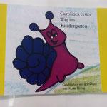 Carolines erster Tag im Kindergarten Diese tolle Kindergeschichte ist von einem jungen Mädchen aus unserer Region geschrieben und gezeichnet worden! Ganz toll! Fr 12.-