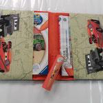 Wunderschöne Kindermappe Sehr praktisch für Tip Toi Bücher und Stift, auch für Malstifte und Zeichenblock oder einfach Bücher zum mitnehmen für unterwegs! Preis: Fr 49.-