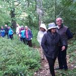 Excursión otoñal por las Sierras de Francia y Bejar: El jardín del Conde