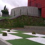 Jardines del IBFG (Universidad de Salamanca-CSIC)