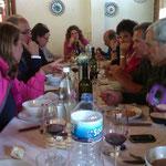 Excursión otoñal por las Sierras de Francia y Bejar: Comida