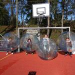 Sie checkten sich im Finale gegen die in der Gruppenphase ungeschlagenen Bensheim Bubbles zum Sieg