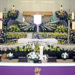 東松山斎場第1葬祭場