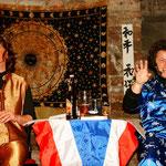 Kabarettistinnen Uschi & Susa zwei wie Hund und Katz`