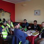 Buon Appetito!! (Rally Como 2012)