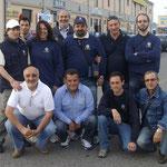 "I ""magnifici 12"" al Rally d'Italia Sardegna 2011"