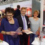 Helga Andrae, Arne Houben, Susanne Horn