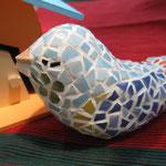 4番 のんちゃんちの青い鳥
