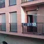 """16.08.2009: Hotelzimmer in """"Navarrete"""""""