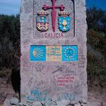 05.09.2009:  Grenze zu Galicien
