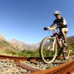 21.03.2010: 8km Eisenbahnschienen am Ende von Stage 1