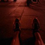 """13.09.2009: Letzte Nacht in """"Santiago"""", am Morgen geht es weiter über """"Muxia"""" nach """"Finisterre"""""""
