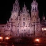 11.09.2009: Die Kathedrale bei Nacht