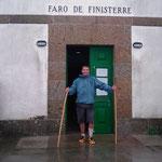 "17.09.2009: Der Leuchturm ""Faro de Finisterre"""