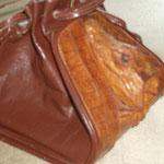 Alligator Brown Purse - $75.00