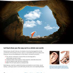 Oticon Dual hearing aid / campaign to consumers / copy: Andy Garon
