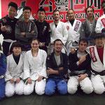 20141223 Tuesday BJJ Class