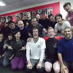 20141222 Monday No-Gi / Wrestling Class