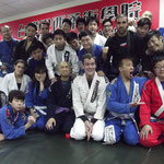20141224 Wednesday BJJ Class
