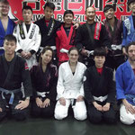 20141225 Thursday BJJ Class