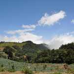 Wunderschöne Landschaft auf über 2000 m.ü.M.