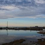 Im Hafen von Bird Cove.
