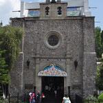 Antigua Parroquia de Indios