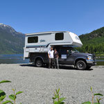 Strathcona Provincial Park auf Vancouver Island