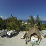 Camping La Playa in Xpu Ha direkt am Meer, was will man mehr?