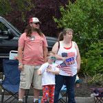 Eine durch und durch amerikanische Familie...