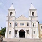 Die Kirche von San José del Cabo.