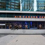 Im Air Canada Centre finden unter anderem Eishockeyspiele statt.