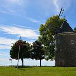 Die Windmühle - Wahrzeichen von Pointe-Claire.