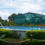 Ein schöner Pool, welchen wir oft genutzt haben.