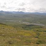 Aussicht vom Savage Alpine Trail