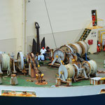 Auch für die Crew auf dem Schiff ist der Panama-Kanal sicher etwas Spezielles.