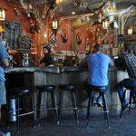 In einer kleinen Brauerei in Santa Cruz.