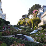Ebenfalls sehr bekannt und beliebt ist die Lombard Street.