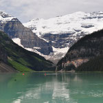 Der bekannte Lake Louise.