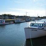 Die kleinen Fischerhäfen bieten immer tolle Fotosujets.