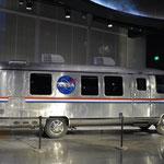 Der Astrovan liesse sich sicher auch zum Wohnmobil umbauen...