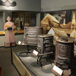 Das interessante Museum gibt erste Einblicke in die Giesskunst von damals.